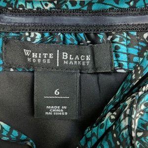 White House Black Market Tops - White House Black Market Bustier